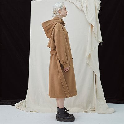 [35%할인적용가]Gloride Coat - Beige
