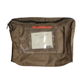 POUCH WITH WINDOW Medium