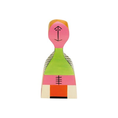 WOODEN DOLL NO.19