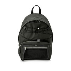 Tod`s High Tech Fabric Medium Backpack XDMMDDGT300JTZ973C