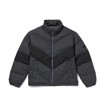 Cotton Down Jacket 차콜
