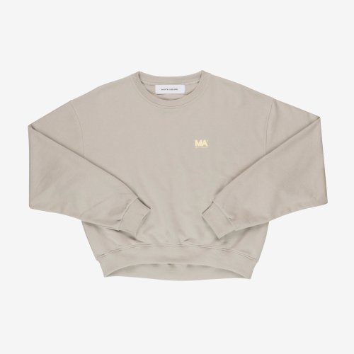 [PRE-ORDER] 20PS ANDREW CROPPED SWEAT STONE