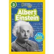National Geographic Readers: Albert Einstein (Paperback)  - National Geographic Readers Level 3