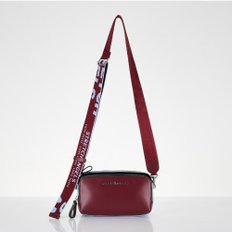 [파니니백]PANINI color block bag (Wine)