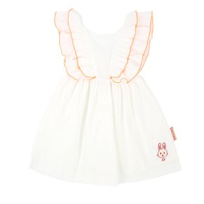 Bunny baby ruffle dress set (BP0218284)