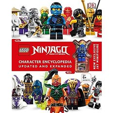 Lego Ninjago Character Encyclopedia (Hardcover / Updated)  - Lego Ninjago