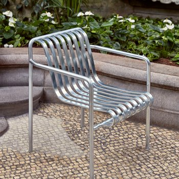 [주문 후 3개월 소요] Palissade Dining Arm Chair Hot Galvanized