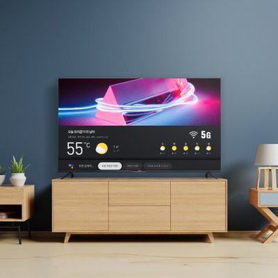 55인치 A55i google android TV BT50