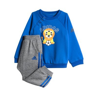 [adidas kids]IN F CREW SET(DM7038)