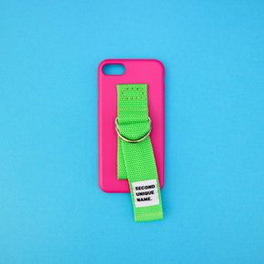 SUN CASE HOTPINK YELLOW GREEN (NONE)