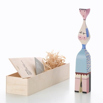 WOODEN DOLL NO.7