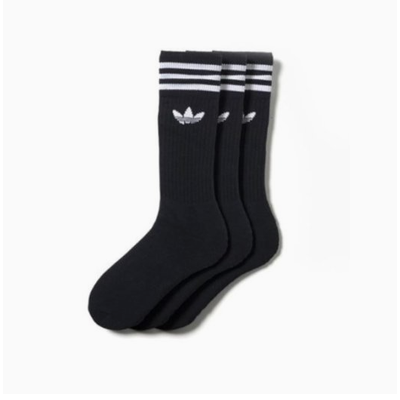 [adidas kids]SOLID CREW SOCK(S21490)