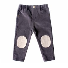 Corduroy patch baby pants / BP16S11019