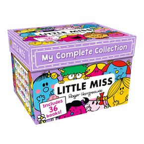 [영어원서] Little Miss My Complete Collection 36 Books Box Set 리틀미스 36권 박스 세트