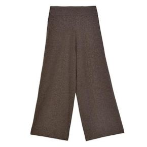 Loose Fit Pants_Cocoa Brown