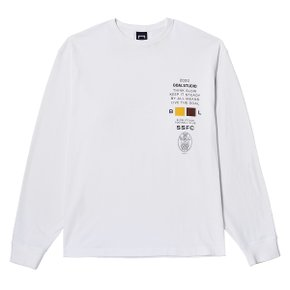 [골스튜디오] SSFC JERSEY SINGLE LONG SLEEVE - WHITE
