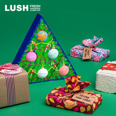 [11월] HAPPY LUSH CHRISTMAS