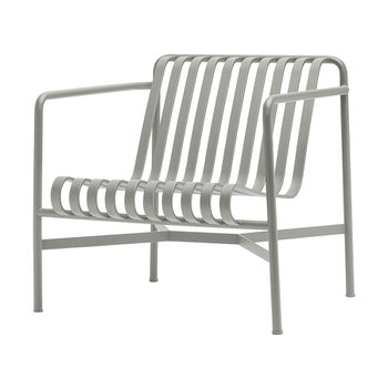 [주문 후 3개월 소요] Palissade Lounge Chair Low Sky Grey