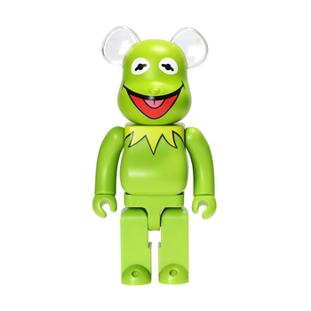 1000% BEARBRICK KERMIT THE FROG