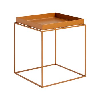 Tray Table 40*40 Toffee