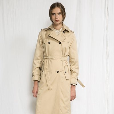 [조셉안] BEIGE TRENCH COAT (1931696)