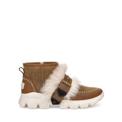W)19FW 플러프 펑크 앵클 부츠Fluff Punk Ankle BooT(16693-02577)CHE