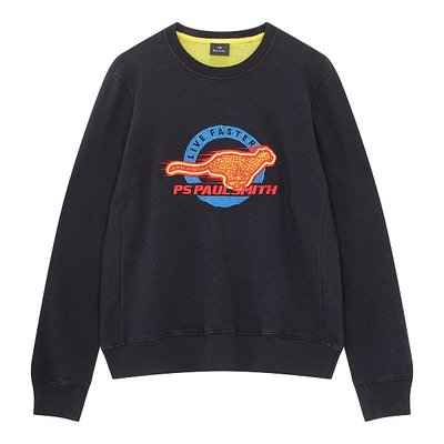 [PS PAUL SMITH]치타 엠브로이더드 맨투맨 5739327016000
