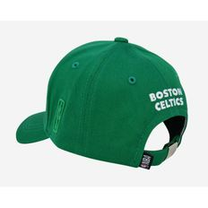 [NBA KIDS] BOS CELTICS 실리콘와펜장식 HARD CURVED CAP (K195AP411P)