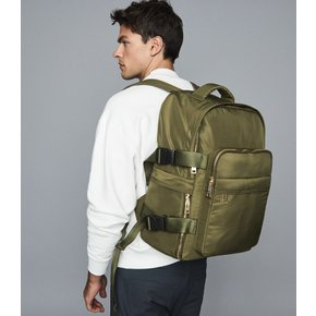 NYLON MONSTER BACKPACK(GREEN)(6719332002)