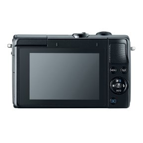 EOS M100 15-45 IS STM KIT BLACK (렌즈 포함)