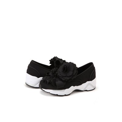 Flowerbomb slip-on(black)_DA4DX18017BLK