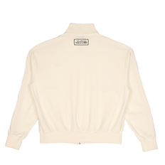Velour Track Top White (21035-1_WH)
