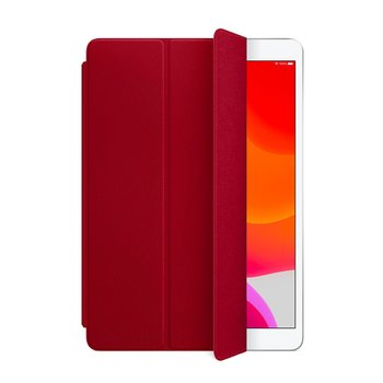 iPad및 iPad Air용 가죽 Smart Cover - (PRODUCT)RED (MR5G2FE/A)
