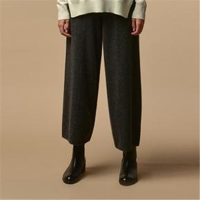 Loose Fit Pants_Graphite