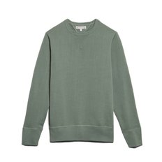 346 CREW-NECK SWEATSHIRT LIGHT ARMY