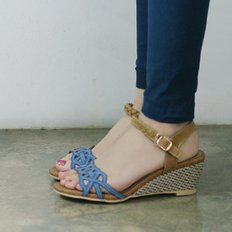 Mash middle wedge stitch strap sandals_KM15s376