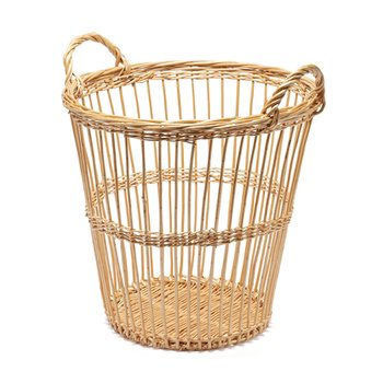RO Wicker Basket L