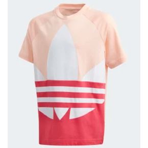 [adidas kids]BIG TREFOIL TEE(GD2685)