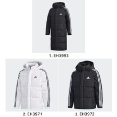 [MENS OUTDOOR] 3ST 롱파카/퍼프다운 (EH3993,EH3971,EH3972)