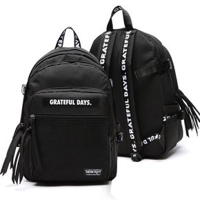 3D MESH BACKPACK M01 BLACK_(640889)