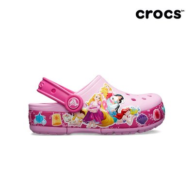 (크록스키즈) 아동 FL PRINCESS BAND LT CLOG K CNT (19SKBS205496)