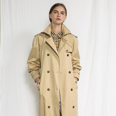 [조셉안] BEIGE RAGLAN TRENCH COAT (1931690)