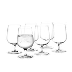 Bouquet water glass 6-pack 부케 워터 글라스 38 cl