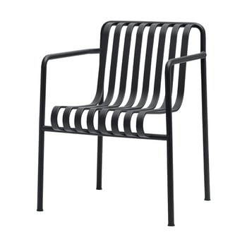 Palissade Dining Arm Chair Anthracite