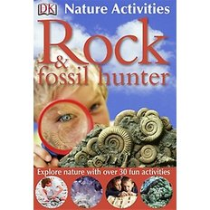 Rock and Fossil Hunter: Nature Activities (Paperback)
