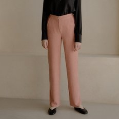 [엽페]BIG CHENILLE PANTS_PINK