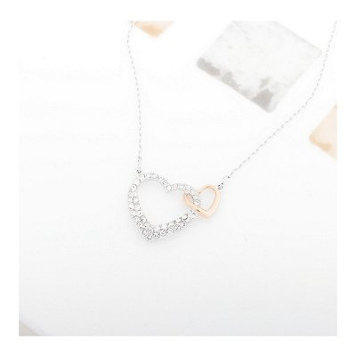 스와로브스키 SWAROVSKI Dear Small Necklace 5156815