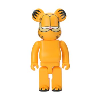 1000% BEARBRICK GARFIELD