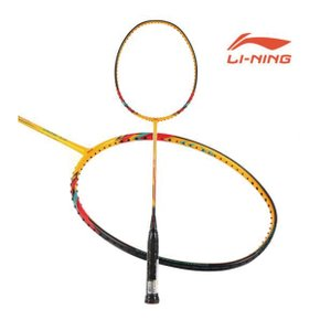 [LINING] 라켓 AYPM158-4 CL 600 Yellow/Black