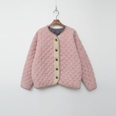 Corduroy Mini Jumper - 누빔안감